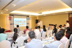 Hội thảo sản phẩm máy phát điện Atlas Copco