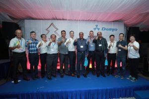 TanKy Engineering and Equipment Co., Ltd attend Opening House and ThanksGiving Party of Denyo (9 Neythal Road, Singapore)